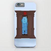 Monster's Wardrobe iPhone 6 Slim Case