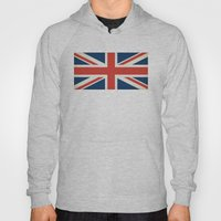 Union Jack UK Flag Hoody