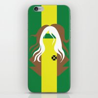 Rogue - Minimalist - X-Men iPhone & iPod Skin
