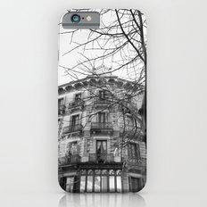 Black And White Barcelon… iPhone 6 Slim Case