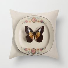 butterfly #5 Throw Pillow