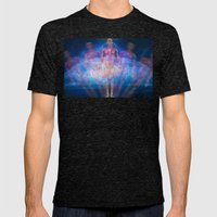 Reincarnation  Mens Fitted Tee Tri-Black SMALL