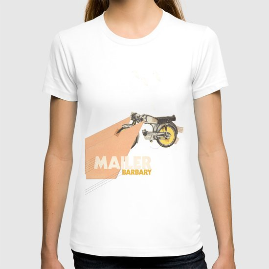 Mailer Barbary T-shirt