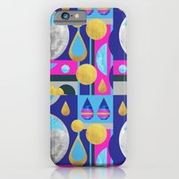 Abstractions No. 3: Moon iPhone 6 Slim Case