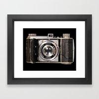 My dad's Vintage Kodak Camera Framed Art Print