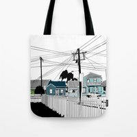 Carrington  Tote Bag