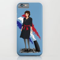 Come fly with me, let's fly, let's fly away - France iPhone 6 Slim Case