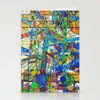 Joy (Goldberg Variations #14) Stationery Cards