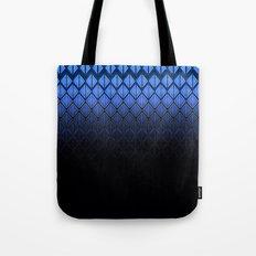 Future Scales Blue Tote Bag