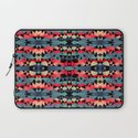 Day of the Dead Tribal Laptop Sleeve