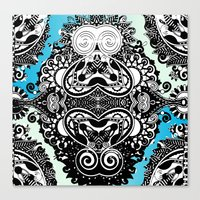 enerji1 Canvas Print