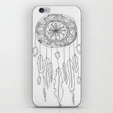 i'm a dreamer iPhone & iPod Skin