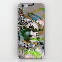 Hoodoo Heroine iPhone & iPod Skin