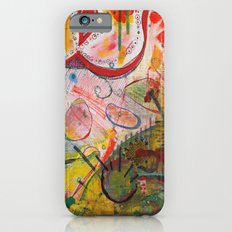 Scan #18 iPhone 6 Slim Case