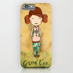 Green Tea Girl iPhone 6s Slim Case
