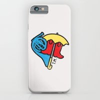 iPhone & iPod Case featuring Hey Beautiful by Reg Lapid