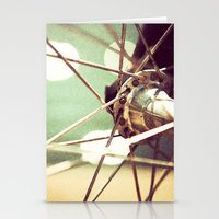 Bokehcle Stationery Cards