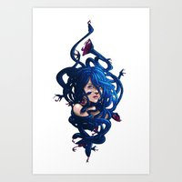 Andrusa Art Print