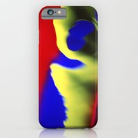 iPhone & iPod Case featuring They Mostly Come at Night ... Mostly. by rvz_photography