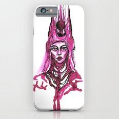 Magenta priestess iPhone 6 Slim Case