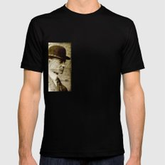 The Wright Brothers Mens Fitted Tee Black SMALL
