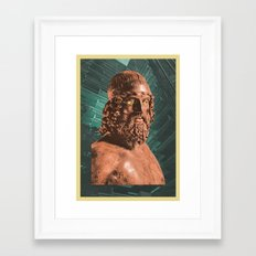 The Impatient Creator Framed Art Print