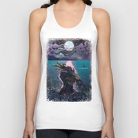 Midnight Meeting Unisex Tank Top