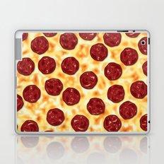 Pepperoni Pizza Pattern Laptop & iPad Skin
