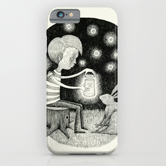 'Save Your Light For Darker Days' iPhone & iPod Case