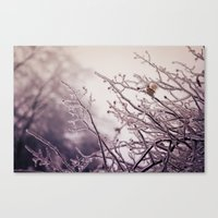 reaching Canvas Print