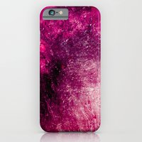 iPhone Cases featuring pink by Daria Vlasova