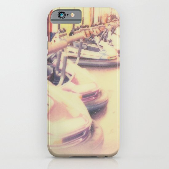 Bumper Cars Polaroid iPhone & iPod Case