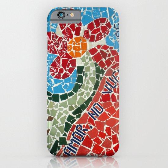 Muro de Amor iPhone & iPod Case