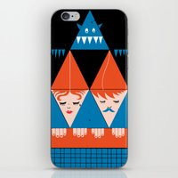 Parents don´t believe in monsters iPhone & iPod Skin