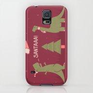Merry Extinction  Galaxy S5 Slim Case