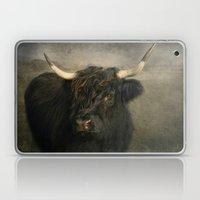 The Black Cow Laptop & iPad Skin
