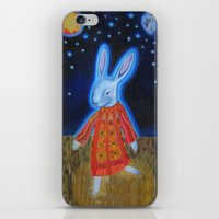 Joseph Bunny and his Dream Coat iPhone & iPod Skin