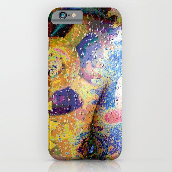 Happiness Runs iPhone & iPod Case