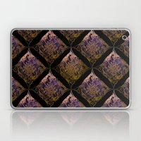 Detailed diamond, bordeaux glow Laptop & iPad Skin