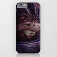 Mass Effect: Grunt iPhone 6 Slim Case
