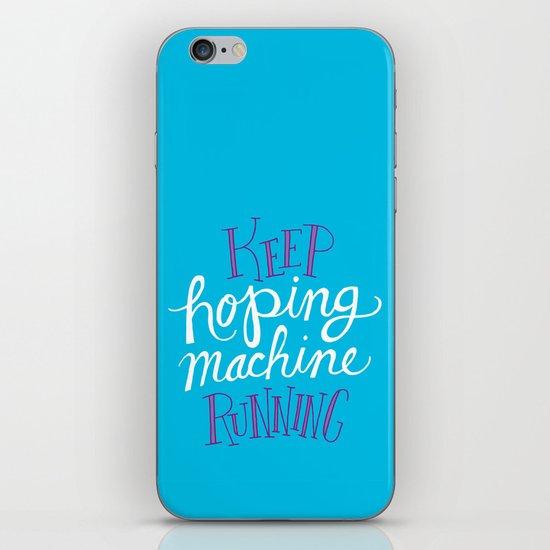 Hoping Machine iPhone & iPod Skin