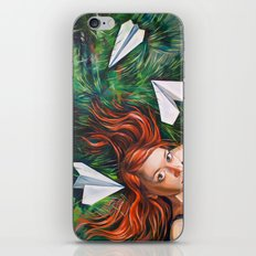 Summer Grass. Tuzello's Dream. iPhone & iPod Skin