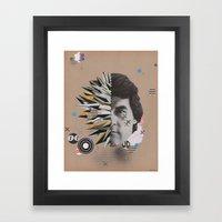 larussa Framed Art Print