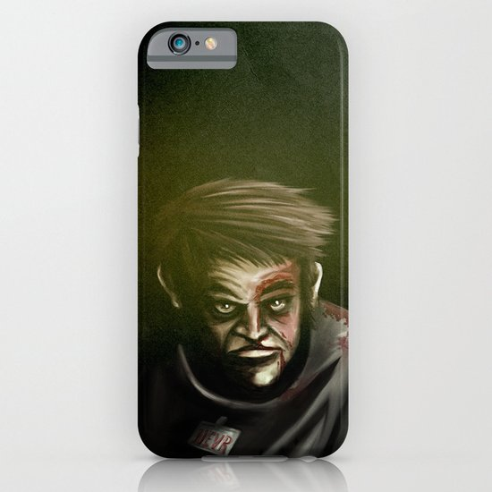 I will not give up, ever. iPhone & iPod Case