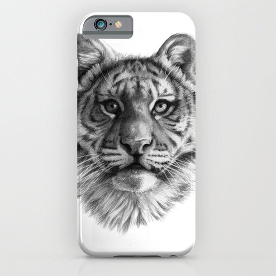 Tiger Cub SK106 iPhone & iPod Case