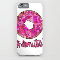 iPhone & iPod Case featuring #donuts by Stephanie Jett
