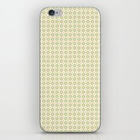 Small flowers iPhone & iPod Skin