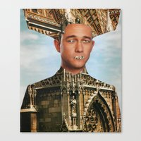 Oracle (City Eater) Canvas Print