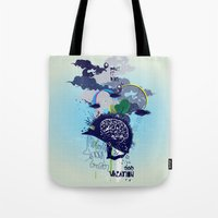 Brainvacation Tote Bag