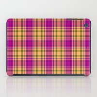 Plaid 6 iPad Case